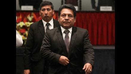 Fiscal de la Nación, Carlos Ramos Heredia, asistirá a Comisión Áncash