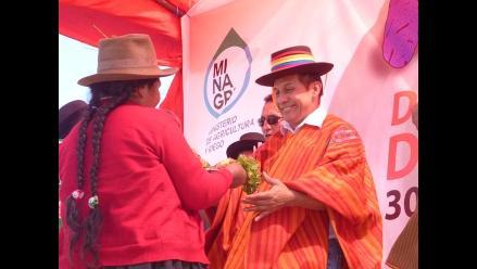 Arequipa: inauguran proyecto de electrificación rural en Condesuyos