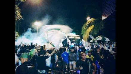 Fútbol origina llegada de 500 colombianos a Trujillo