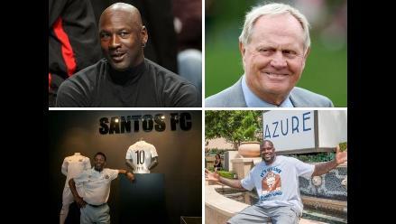 Conoce el top 10 de los deportistas retirados mejor pagados, según Forbes