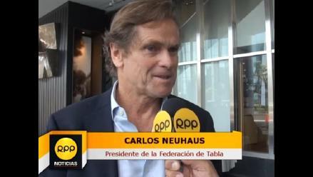 Presidente de la FENTA destaca título de Analí Gómez en el Mundial ISA