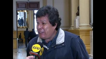 Informe fiscal le da la razón a Heriberto Benítez