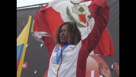 Analí Gómez y su camino hacia su título mundial ISA en Punta Rocas