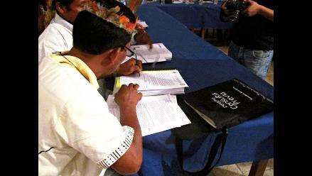PerúPetro concluye consulta previa con 6 pueblos indígenas