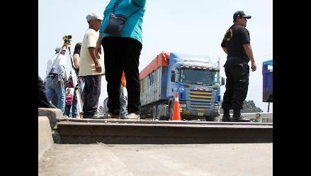 Virú: solicitan urgente solución a hundimiento de puente Virú