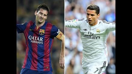 Con Cristiano Ronaldo y Messi: los diez deportistas mejor pagados del mundo