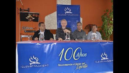 Chiclayo: falta de valores origina la corrupción indican Nazarenos