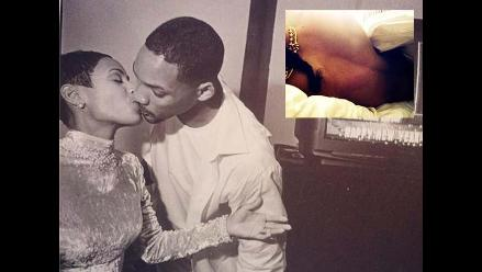 Will Smith toma fotos a su esposa ¿desnuda?