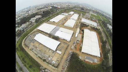 COP20: Toda una pequeña ciudad se construye para el evento en Lima