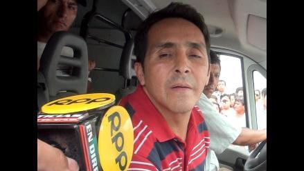 Piura: hermano de Edita Guerrero se rectifica