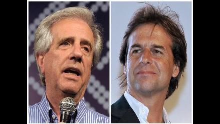 Uruguay: Vásquez vencerá a Lacalle Pou en segunda vuelta, según sondeo