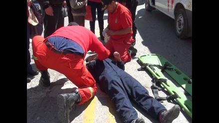 Chimbote: comerciante muere tras ser atropellado