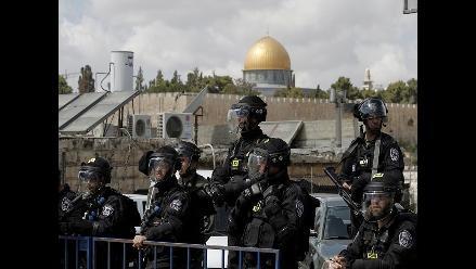 Jerusalén: un muerto y 13 heridos en ataque de un conductor palestino