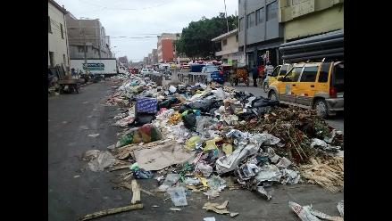 Alcaldesa asegura no se volverá a poner en riesgo limpieza de Chiclayo