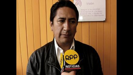 Junín: Vladimir Cerrón conocía subcontratación en puente Comuneros