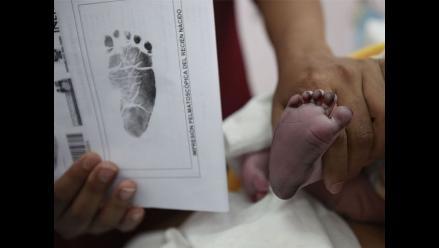 Medio millón de nacimientos se inscribieron vía electrónica en Perú