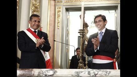 Aníbal Velásquez juramentó como nuevo ministro de Salud