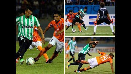 Copa Sudamericana: Las postales del duelo entre Vallejo y Atlético Nacional