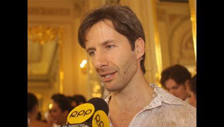 Marco Zunino hará película de terror con director de