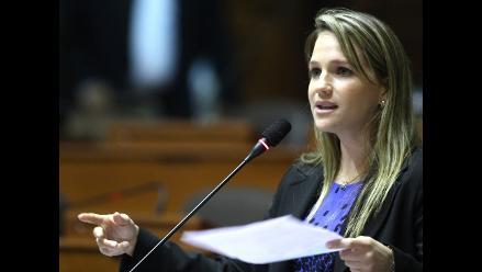 Contraloría encontró ´diferencias´ entre ingresos y egresos de Luciana León