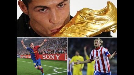 Cristiano Ronaldo vs. Messi: los últimos ganadores de la Bota de Oro