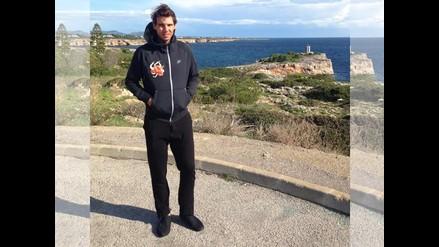 Rafael Nadal comienza recuperación tras operarse de apendicitis