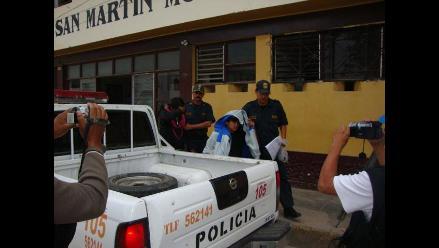 Moyobamba: PNP interviene a familia que vendía droga