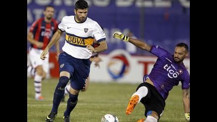 Boca Juniors golea 4-1 a Cerro y está en semifinales de Copa Sudamericana