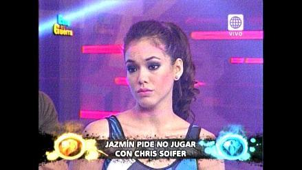 EEG: Jazmín Pinedo se niega a competir con hermana de Michelle Soifer