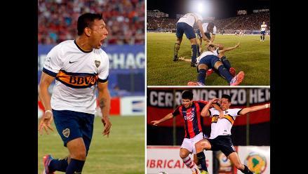 Copa Sudamericana: Las postales de la clasificación de Boca Juniors a semis