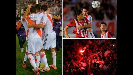 Copa Sudamericana: Las imágenes de la clasificación de River a semifinales