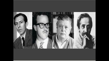 Narradores y poetas de la generación del 50 en Club de lectura de Caslit