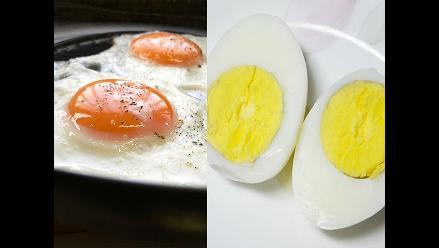 Comer 4 huevos por semana previene anemia, catarata y afecciones hepáticas