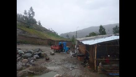 Chanchamayo: torrencial lluvia con tormentas eléctricas ocasionan daños