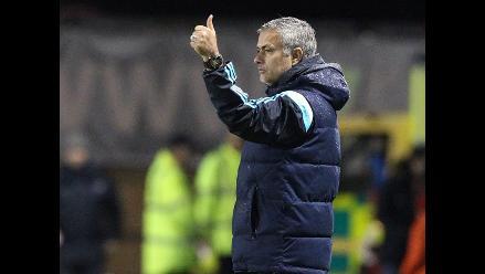 José Mourinho agradece a Del Bosque por no convocar a jugador a selección