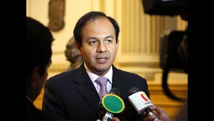 Díaz Dios: No pueden descartar participación del Ejecutivo en caso OLM