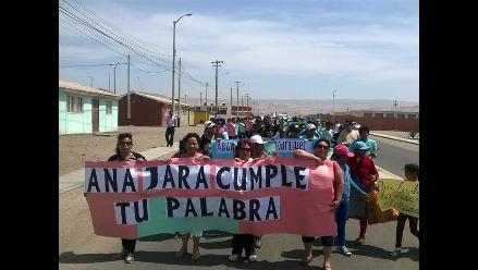 Nasca: más de 300 asegurados protestan por ineficiente atención