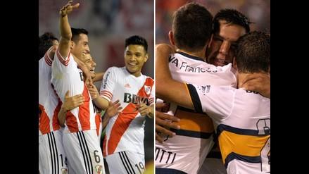 Recuerda una semifinal de infarto entre River Plate y Boca Juniors
