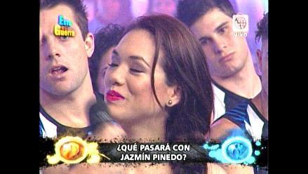 EEG: Jazmín Pinedo se queda en el reality