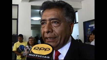 Electo alcalde declarará en emergencia al municipio de Chiclayo