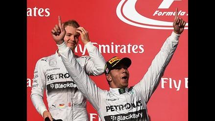 Nico Rosberg quiere que se le rompa el motor a Hamilton en Abu Dhabi