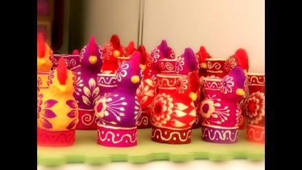 Viceministra de Turismo: ´La artesanía peruana pasa por su mejor momento´