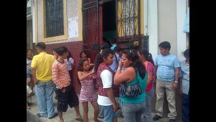 Loreto: indígenas mantienen tomado municipio de Manseriche