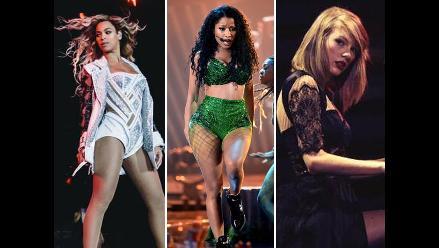 MTV EMA 2014: Las nominadas a Mejor Artista Femenina