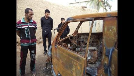 Irak: Al menos 34 yihadistas mueren en bombardeos de la coalición