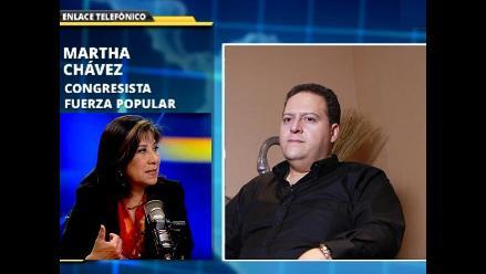 Chávez versión de hijo de Escobar corrobora maldad de enemigos de Fujimori