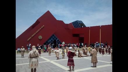 Museo Sipán celebra 12 años congregando a más de un millón de turistas
