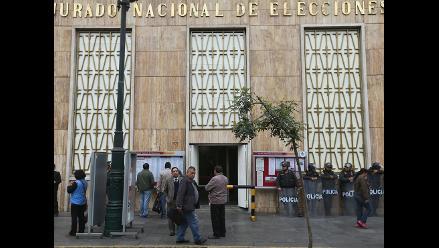 JNE: No procede anulación de comicios en 3 provincias y 27 distritos
