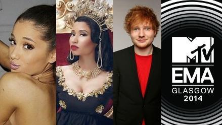 MTV EMA 2014: Una noche de música y ausencia de artistas