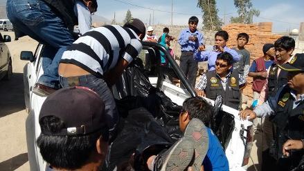 Arequipa: esposos son hallados muertos en casa de Cerro Colorado